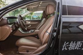 2018款 奔驰E级 E 300 L 豪华型