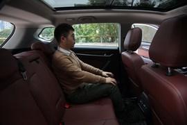 2018款中华V6试驾实拍