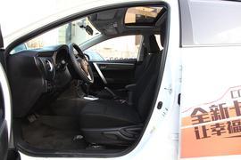 2017款 丰田卡罗拉 改款 1.2T CVT GL-i