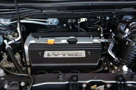 2012款本田CR-V 2.4L四驱尊贵版