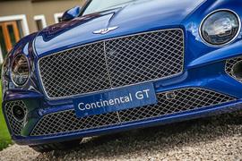 宾利欧陆6.0T GT W12 实拍