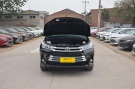 2018款 丰田 汉兰达 2.0T自动两驱精英版7座