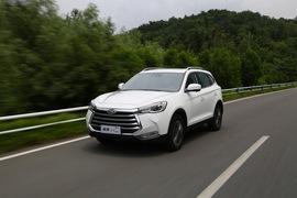 2018款江淮瑞风S7超级版试驾