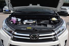 2018款 丰田 汉兰达 2.0T 四驱尊贵版 7座 珍珠白