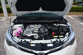 2018款 丰田 雷凌 1.2T 185T CVT 豪华型