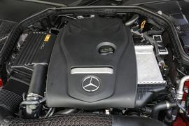2018款奔驰C 200 轿跑车