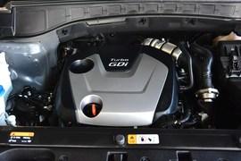 2013款现代全新胜达2.0T TOP自动四驱顶级型7座