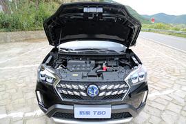 2018款东风启辰T60 1.6L CVT智悦版 国Ⅴ