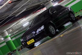 2009款丰田锐志2.5V试驾