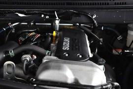 2012款铃木吉姆尼1.3L 四驱自动JLX导航版