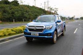 2019款郑州日产锐骐6 2.5T 自动四驱柴油豪华型