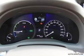 2009款雷克萨斯RX450h试驾
