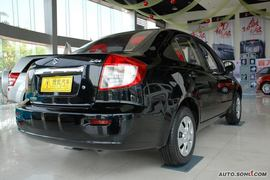 2009款铃木天语SX4三厢公务版