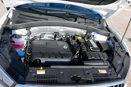 2020款宝沃 BX3 两驱自动舒适型
