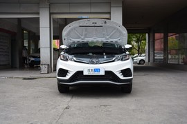 2019款东南DX3新能源 EV400 豪华版