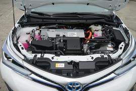 2019款丰田卡罗拉双擎E+ 1.8L E-CVT领先版