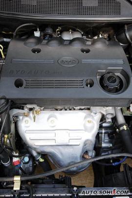 2009款比亚迪S8