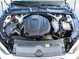 2021款 奥迪A5 Sportback 45 TFSI quattro 臻选动感型