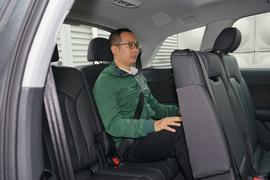 2021款 奥迪Q7 55 TFSI quattro S line尊贵型