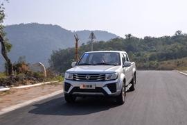 2021款东风锐骐皮卡 2.4T柴油两驱小康版基型车