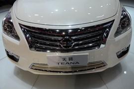 天籁公爵北京车展实拍