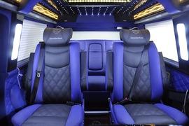 2014款中欧维达莱斯B型6座商旅车