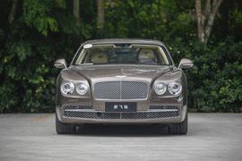 2013款宾利飞驰W12 Mulliner试驾实拍