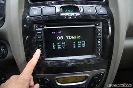 2009款华泰圣达菲试驾