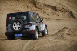 2014款Jeep牧马人3.0L车型试驾实拍