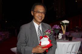 搜狐专访广汽本田总经理 金山裕则