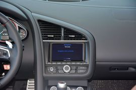 2014款奥迪R8 Spyder 5.2 FSI quattro