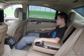 2009款奔驰S350 4MATIC试驾