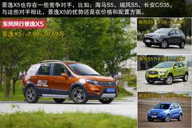 2015款东风风行景逸X5