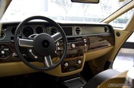2008款劳斯莱斯幻影Coupe