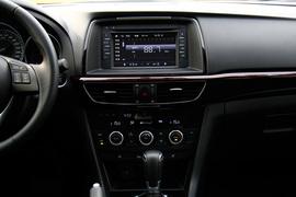 2014款马自达6阿特兹2.5L蓝天至尊版评测