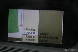 2009款奔驰S350导航评测