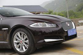 2014款捷豹XF 2.0T奢华版试驾实拍