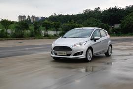 2014款福特嘉年华两厢1.0 GTDi 自动劲动型