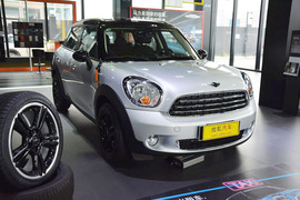 2011款MINI COUNTRYMAN 1.6L COOPER FUN