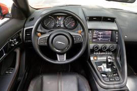 2015款捷豹F-TYPE V8 S试驾实拍