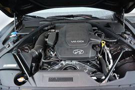 2015款现代捷恩斯3.0L V6