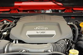 2014款Jeep牧马人四门版3.0L撒哈拉