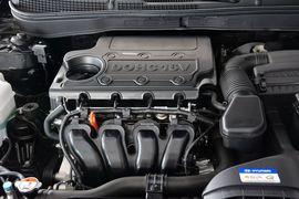 2014款现代索纳塔八2.4L自动领先版 国V