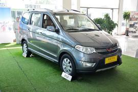 2014款五菱宏光S 1.5L手动豪华型