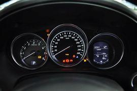 2013款马自达CX-5 2.0L AT四驱精英型