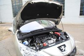 2009款标致308SW试驾
