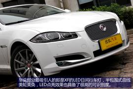 试驾2015款捷豹XF Sportbrake