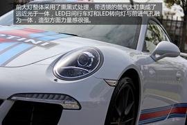实拍保时捷911赛车版