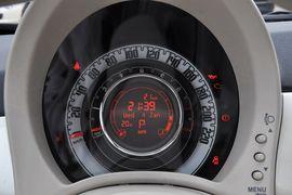 2012款菲亚特500敞篷版1.4L Pop时尚版