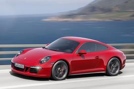 保时捷911 GTS官图